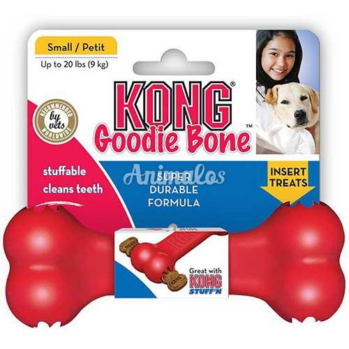 קונג גודי בון עצם חטיפים אדומה סמול KONG