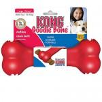 קונג גודי בון עצם חטיפים אדומה לארג' KONG