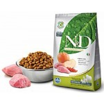נטורל אנד דלישס ללא דגנים חזיר ותפוח 12 ק''ג N&D