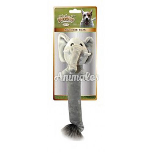צעצוע לכלב pawise פיל מקל גומי