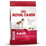 "רויאל קנין מדיום אדולט 15 ק""ג Royal Canin"