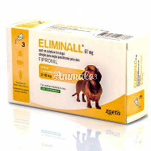 אלימינל אמפולות כלב 2-10