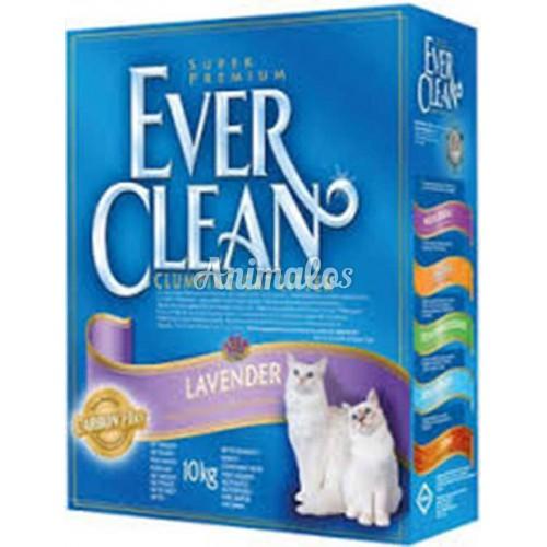 חול אוור קלין לוונדר 10 ליטר Ever Clean