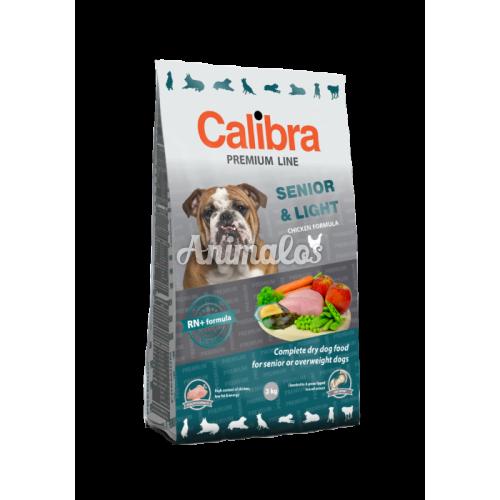 קליברה סופר פרמיום לכלבים מבוגרים 12 ק''ג calibra