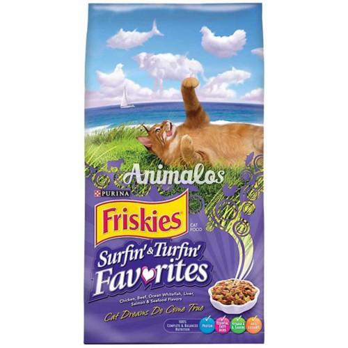 פריסקיז מזון לחתולים מעדני השף סגול 2.86 ק''ג