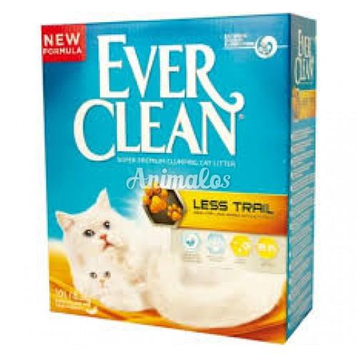 חול אוור קלין לס טראק 10 ליטר Ever Clean