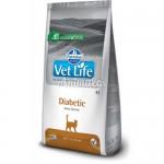 """וט לייף דיאבטיק לחתול 2 ק""""ג Vet Life"""