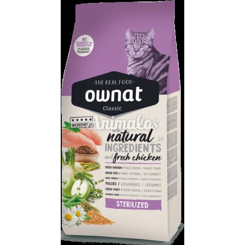 """אוונט קלאסיק מזון לחתולים סטרלייז 4 ק""""ג"""