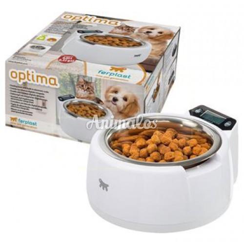כלי אוכל חכם אופטימה לחתול ולכלב
