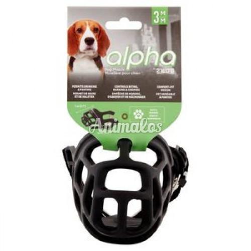 מחסום אלפא M לכלבים בינוניים