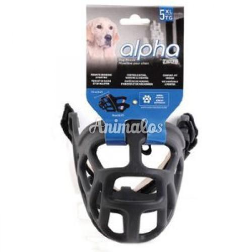 מחסום אלפא XL לכלבים גדולים