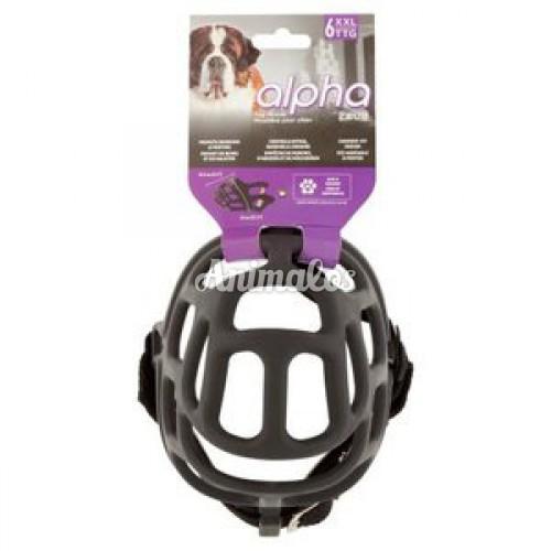 מחסום אלפא XXL לכלבים מגזע ענק