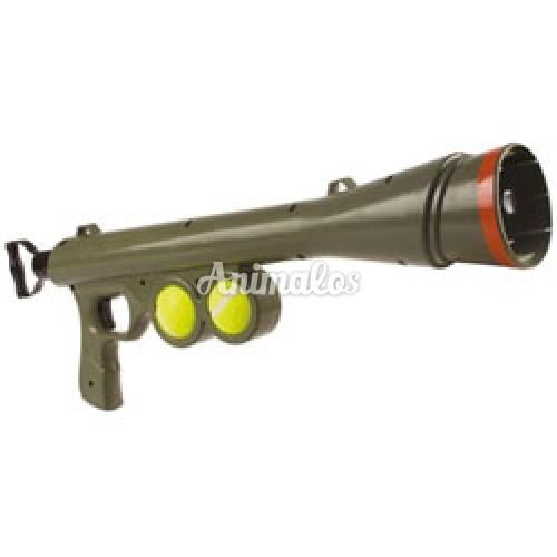 אקדח בזוקה משגר כדורים