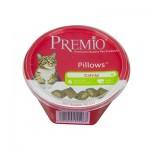 פרמיו חטיף כריות קטניפ לחתולים 60 גרם